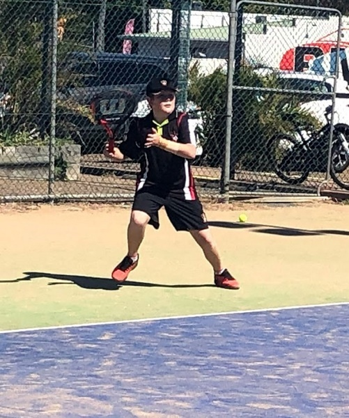 Qld Secondary School Teams Tennis Regional Finals