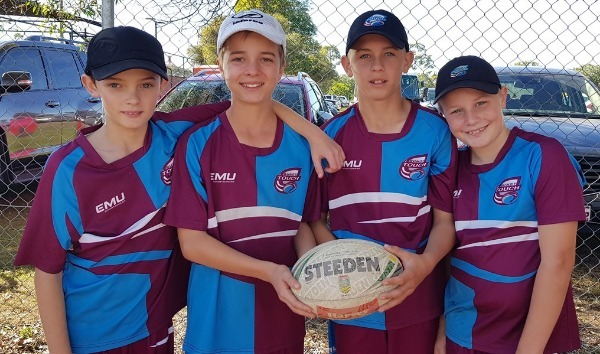 Bundaberg Touch Representatives